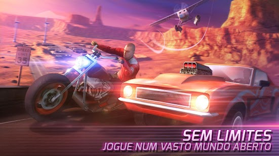 Gangstar Vegas Android screenshot