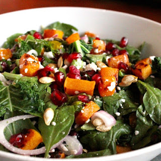 Fall Butternut Squash Salad