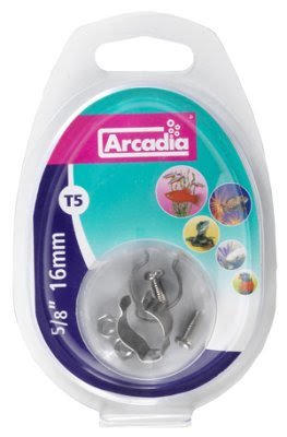 Clips Arcadia Reflektor Metall 2st T5