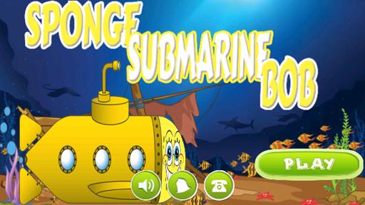 Sponge Submarine Bob