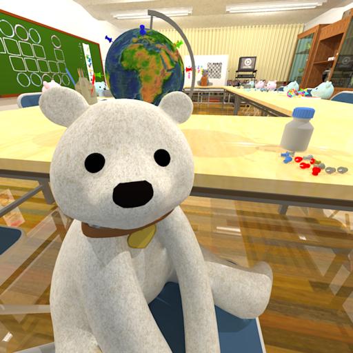 脱出ゲーム クマたちの生徒会室から脱出 解謎 App LOGO-硬是要APP