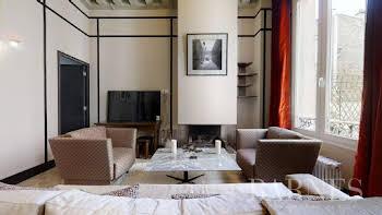 Appartement meublé 3 pièces 54,42 m2
