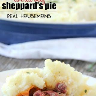 Corned Beef Sheppard's Pie