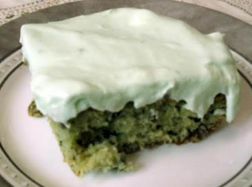 "Pistachio Cake""This is one of my new favorite cakes now. So airy..."