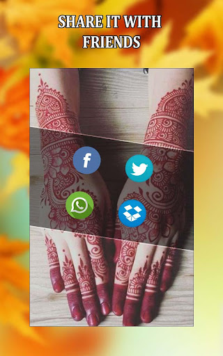 Simple Mehndi Designs Videos Tutorial Mehndi 2018 1.2 screenshots 7