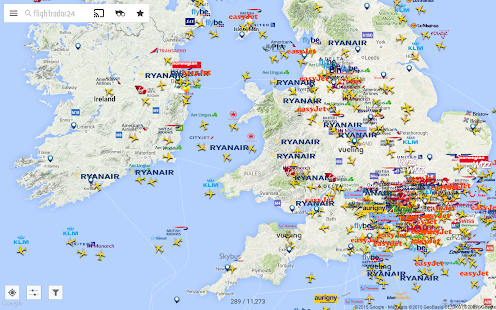 Flightradar24 - Flight Tracker Screenshot 12