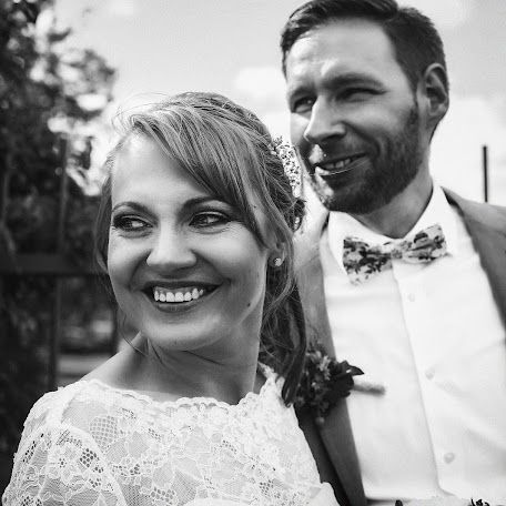 Wedding photographer Stefanie Haller (haller). Photo of 19.08.2017