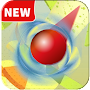 Super Helix Ball Down Spiral APK icon