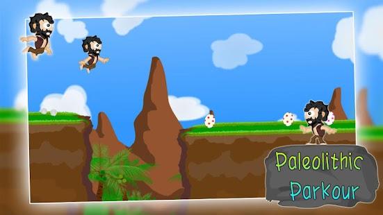 Paleolithic-Parkour 2