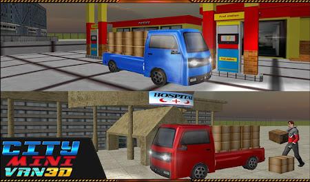 Mini Driver Truck Transport 3D 1.0.1 screenshot 62142