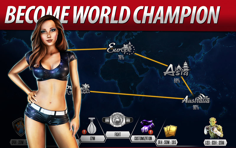 Real Boxing 2 ROCKY Screenshot 1