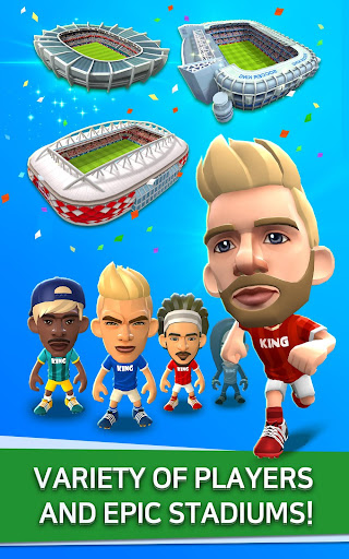 World Soccer King - Multiplayer Football 1.0.4 screenshots 11