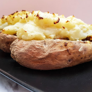 Cottage Pie Twice Baked Potatoes