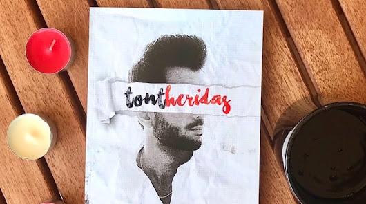 'Tontheridas', el primer libro de poemas de Juan Carlos Prieto