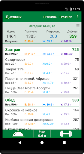 Calorie Count without Ads v1.26.2