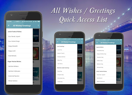 All Wishes / All Greetings / All Festival Wishes – Applications
