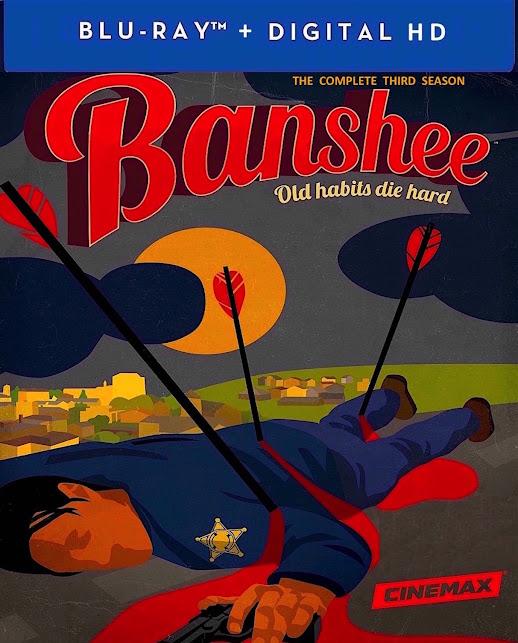 Banshee – Temporada 3 [4xBD25]