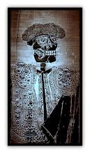 Photo: Antonio Berni El matador 1964. Xilocollage. Matriz xilográfica: 100 x 52 cm. Estampa: 110 x 64 cm. Colección particular, Buenos Aires. Expo: Antonio Berni. Juanito y Ramona (MALBA 2014-2015)