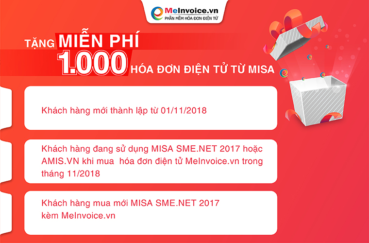 Hóa đơn điện tử MeInvoice.vn