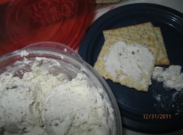 Herbsn'cheese Spread - Joyce's Recipe Shared