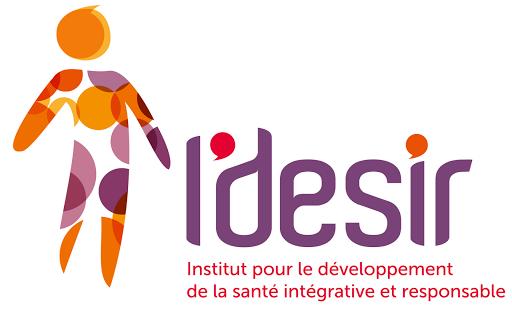 Logo I'DESIR blanc