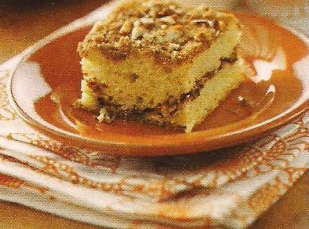 Sour Cream Coffee Cake Recipe