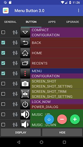 Menu Button (No root) 4.9 Screenshots 3
