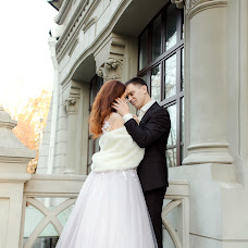 Wedding photographer Olya Poduta (olavolina). Photo of 16.11.2018