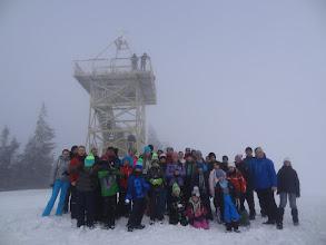 Barania Góra zimą