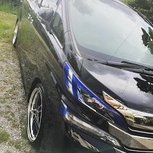 ヴェルファイア AGH30W Z-Gエディションのサスペンションのカスタム事例画像 黒ヴェーさんの2018年08月29日18:46の投稿