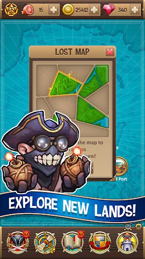 Sea Devils - Legendary Pirate Adventure 1.1.23 screenshots 4