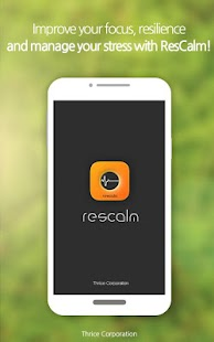 ResCalm(Mobile HealthCare) - náhled