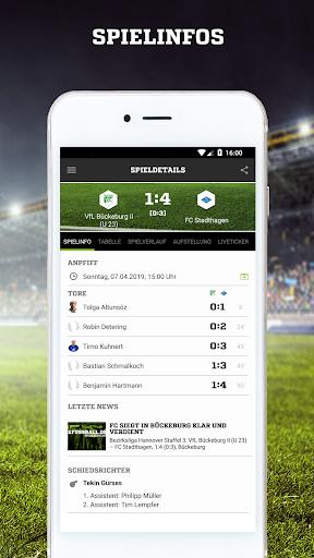 FUSSBALL.DE 6.9.11 screenshots 5