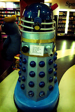 "Photo: ""Please do not climb on me or you will be exterminated."""