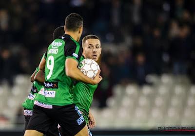 Cercle Brugge wint met 2-1 van tien spelers Moeskroen