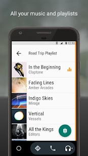 Android Auto – Miniaturansicht des Screenshots