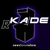 rKade // News. Forum. Store.