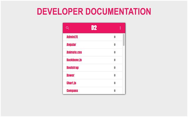 D2 - Developer Documentation