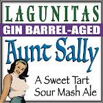 Lagunitas Gin Barrel Aged Aunt Sally Sour Ale