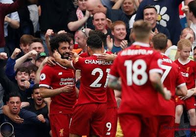 ? Chadli kan degradatie bijna niet meer ontlopen, Salah blijft doelpuntenmachine en WBA-speler pakt uit met wansmakelijke elleboogstoot én vuistslag