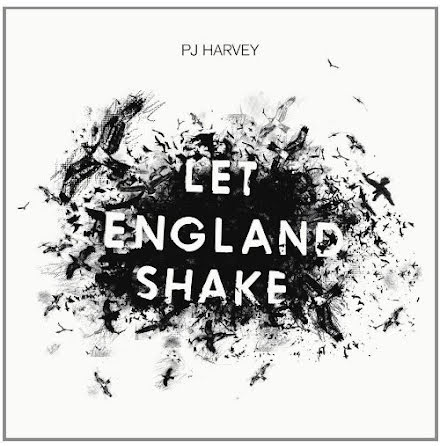 CD - PJ Harvey - Let England Shake