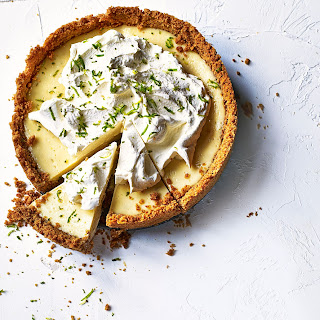Freezer Key Lime Pie.