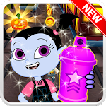 Subway Vampirina - Christmas Halloween Rush
