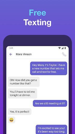 Text Free: Free Text Plus Call 8.74.1 Screenshots 3