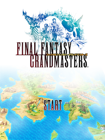 FINAL FANTASY GRANDMASTERS 1.9.4 screenshot 567037