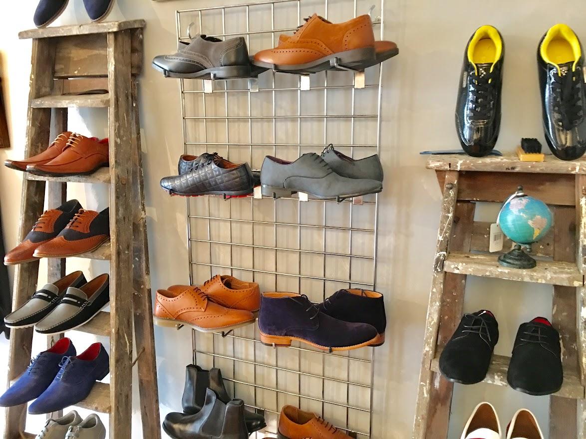 WUD Tenterden, 70 High Street - mens shoes