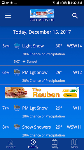 OHIO WX 5.0.1200 Screenshots 3