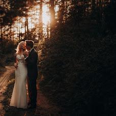 Wedding photographer Przemek Grabowski (pegye). Photo of 27.09.2018