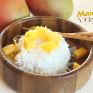 Mango Sticky Rice Healthy Recipes