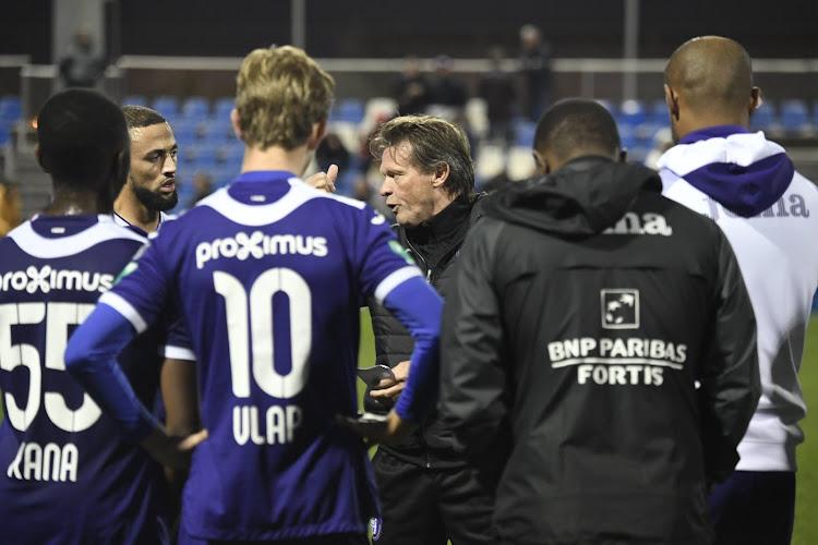 """Le nouveau venu d'Anderlecht prêt à briller : """"Il répond aux attentes"""""""